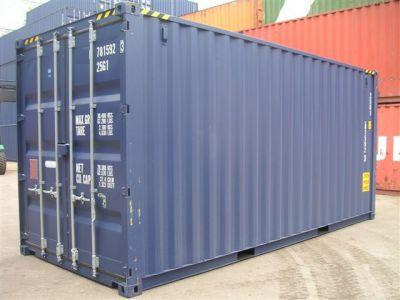 container 20 voet